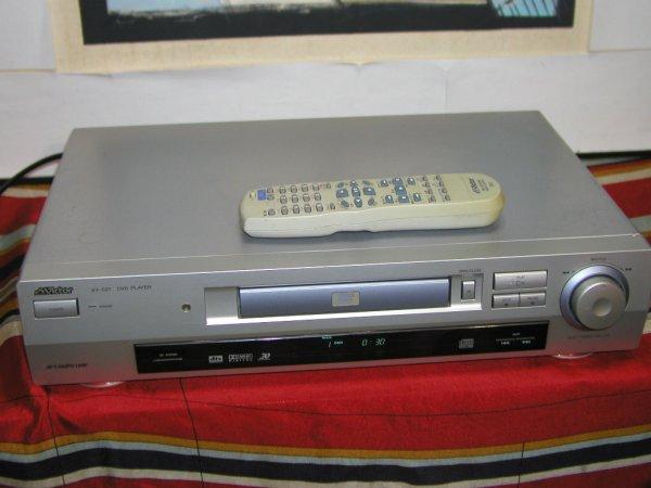 Photo1: VICTOR XV-521 DVD/CD player (1)