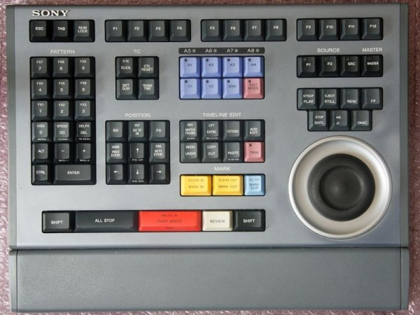 Photo1: SONY DMW-C5 BRI type control panel for XPRI NS series (1)