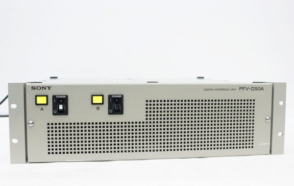 Photo1: SONY Digital Interface Unit PFV-D50A (1)