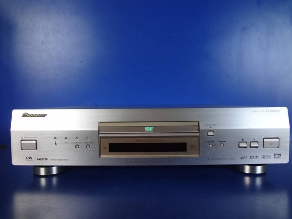 Photo1: PIONEER DVD player DV-S969AVi (1)