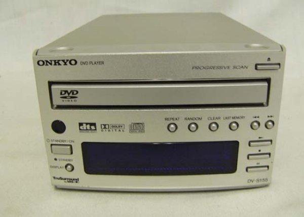 Photo1: ONKYO DVD Player DV-S155 (1)