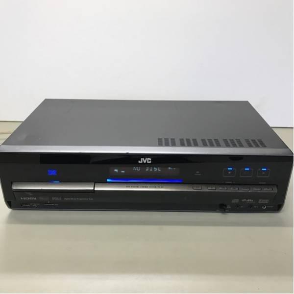 Photo1: JVC Victor DVD Receiver DVD Player XV-THD (1)