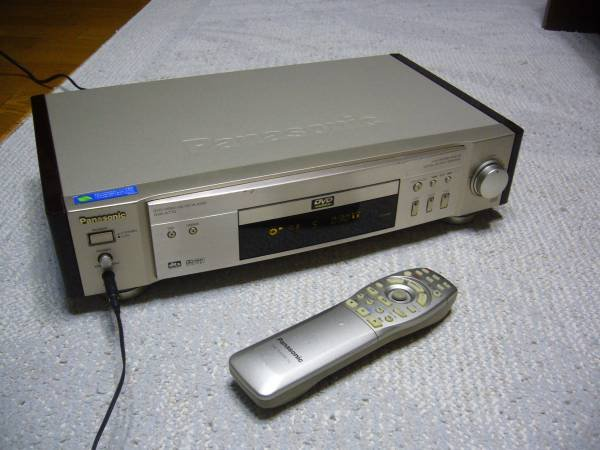 Photo1: Panasonic DVD-A770 DVD / video DVD / CD player (1)