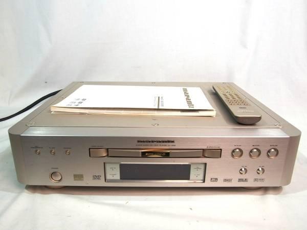 Photo1: marantz CD/DVD Player DV-12S2 (1)