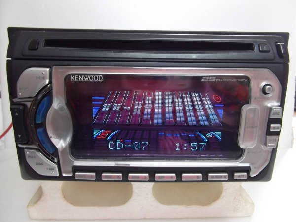 Photo1: KENWOOD DPX-5025M CD&MD Player (1)