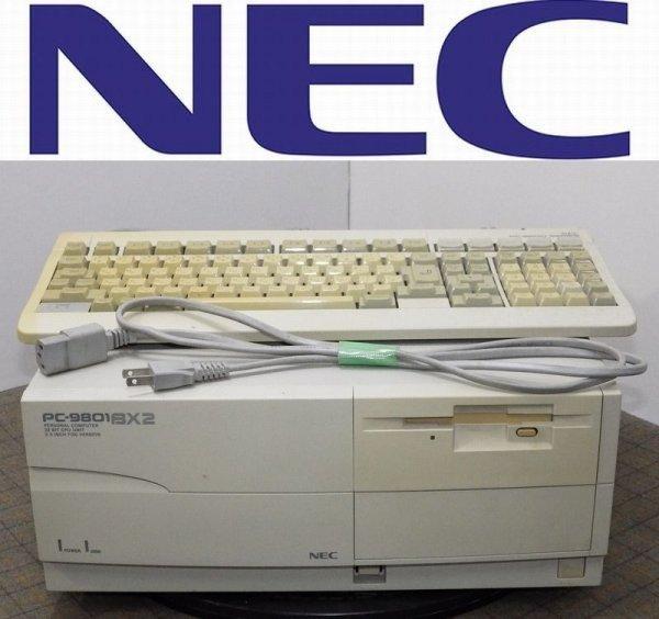 Photo1: NEC PC-9801BX2 / U7 98FELLOW 3.5 inch FDD (1)