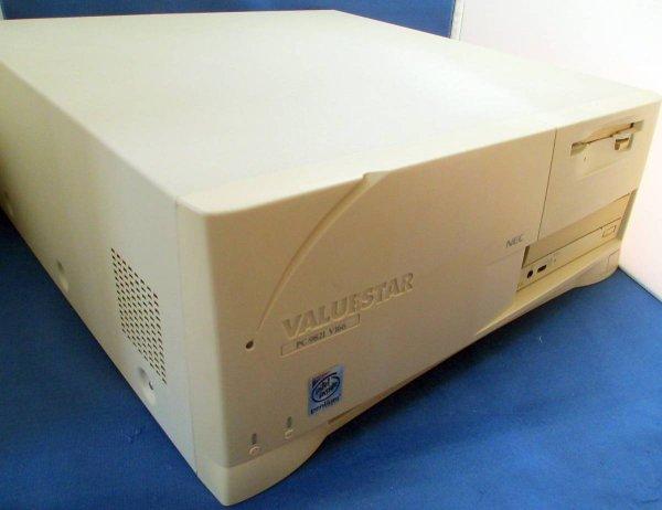 Photo1: NEC ValueStar PC-9821V166/S5C1 166MHz-32MB (1)