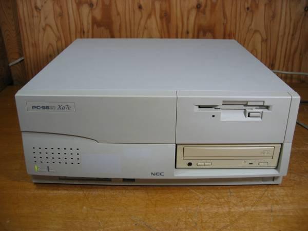 Photo1: NEC PC-9821Xa7e (1)