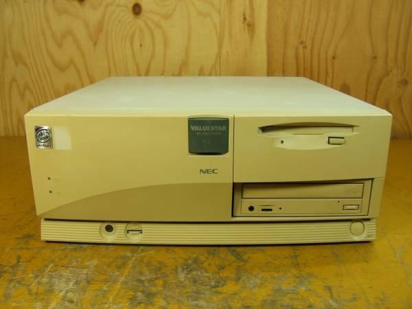 Photo1: NEC PC-9821V166/S5C2 (1)