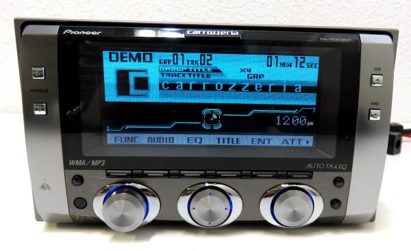 Photo1: PIONEER carrozzeria FH-P009MD CD/MD player (1)