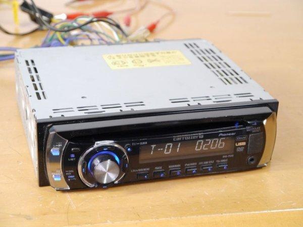 Photo1: Carrozzeria DVH-P540 DVD Player (1)