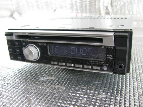 Photo1: Clarion CD / tuner DB185MPS (1)