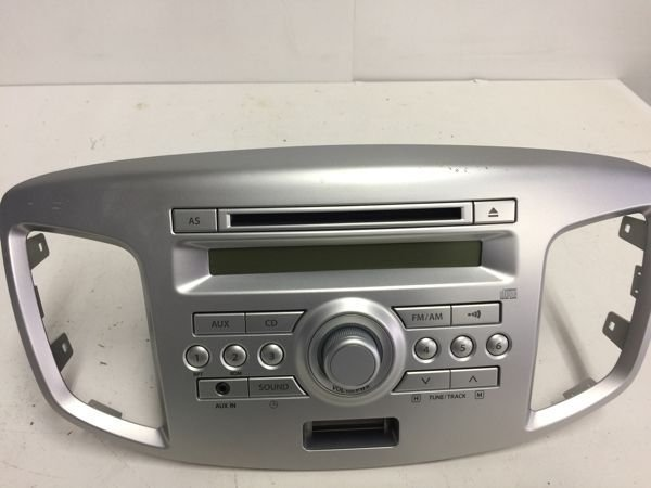 Photo1: clarion PS-3517 CD Player  (1)