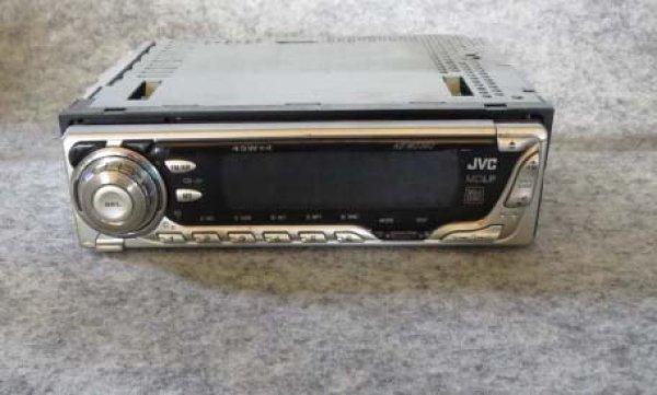 Photo1: JVC MD Receiver KD-MZ302 AM FM Radio (1)