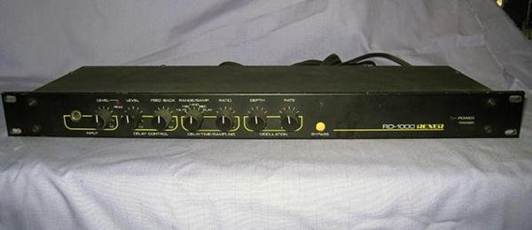Photo1: REXER Digital Delay RD-1000 (1)