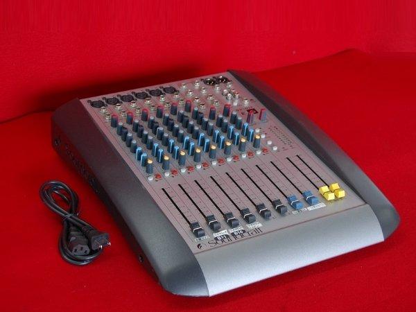 Photo1: SOUNDCRAFT / Analog Mixer / Mixing Console / SPIRIT E 6 (1)