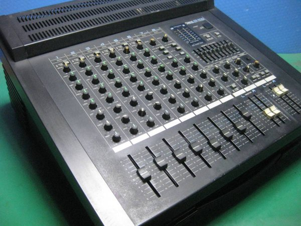 Photo1: ROLAND PA-200 Powered Mixer (1)
