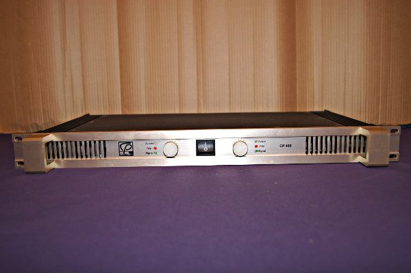 Photo1: CLASSIC PRO CP400 Power Amplifier (1)