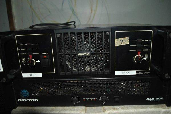 Photo1: RAMSA WP-9220 Power Amplifier (1)