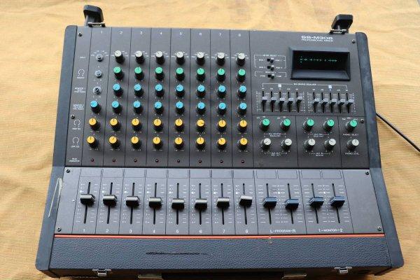 Photo1: JVC Victor SS-M308 Mixer (1)