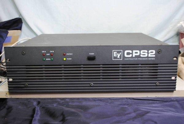 Photo1: Power amplifier POA-1500 Denon (1)
