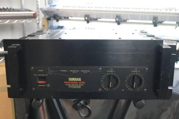 Photo1: YAMAHA PC2002 Power Amplifier (1)