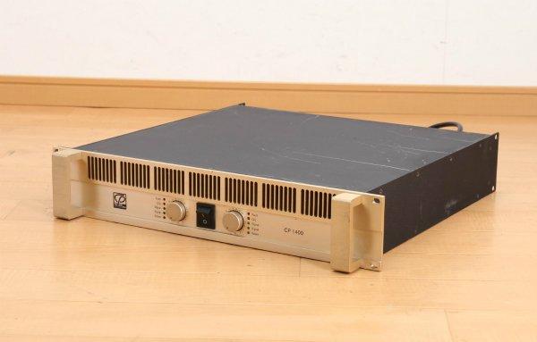 Photo1: CLASSIC PRO CP1400 Power Amplifier (1)