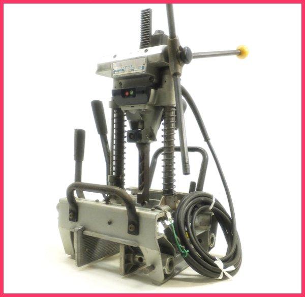 Photo1: MAKITA Chisel Mortiser Chisel Mortising Device AC100V 155mm 7305 #10 (1)