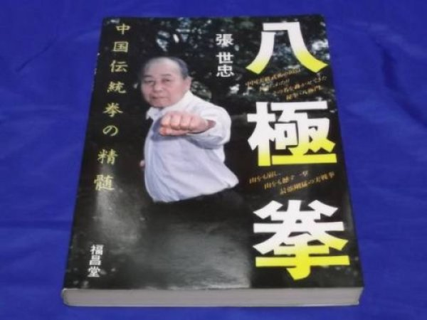 Photo1: Chinese martial art (-B?j?qu?n-) Battle illustration book - 1998 (1)