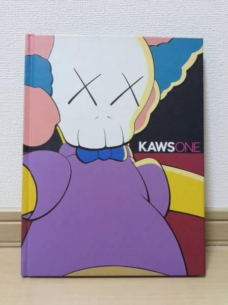 Photo1: japanese edition photo book - Kaws One (1)