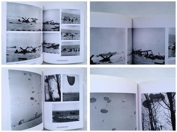 Photo1: Japanese book - Robert Capa Photo book - Capa who became a great writer (1)